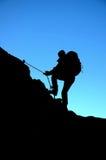 ορειβάτης Στοκ εικόνα με δικαίωμα ελεύθερης χρήσης