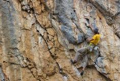 ορειβάτης Στοκ εικόνες με δικαίωμα ελεύθερης χρήσης