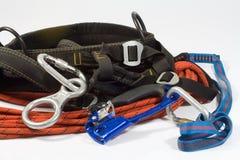ορειβασία εξοπλισμού Στοκ εικόνες με δικαίωμα ελεύθερης χρήσης
