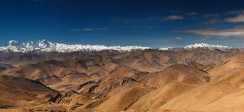 ορεινές περιοχές Θιβετι Στοκ εικόνα με δικαίωμα ελεύθερης χρήσης