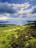 ορεινές περιοχές σκωτσέζικα Στοκ Εικόνες