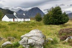 Ορεινές περιοχές της Σκωτίας Στοκ φωτογραφία με δικαίωμα ελεύθερης χρήσης