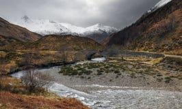 Ορεινές περιοχές Scotish Στοκ Εικόνες