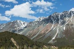 Ορεινή Αλάσκα Στοκ Εικόνες