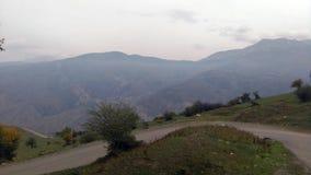Ορεινός δρόμος ασφάλτου στοκ εικόνες με δικαίωμα ελεύθερης χρήσης