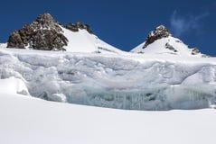 Ορεινός όγκος της Rosa Monte - Schwarzhorn & Balmenhorn στοκ φωτογραφίες με δικαίωμα ελεύθερης χρήσης