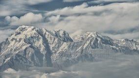 Ορεινός όγκος Annapurna στο Νεπάλ Himalayan Στοκ φωτογραφία με δικαίωμα ελεύθερης χρήσης