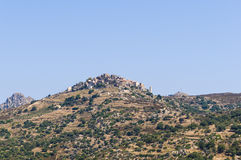 Ορεινό χωριό Κορσική του Antonino Sant Στοκ Φωτογραφίες