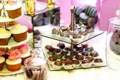 Ορεκτικά γλυκά επιδόρπια Στοκ Φωτογραφίες