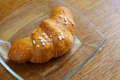 ορεκτικός croissant Στοκ Φωτογραφία