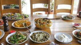 ορεκτικό της τουρκικής κουζίνας φιλμ μικρού μήκους