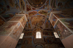 ορθόδοξη όψη εκκλησιών Στοκ εικόνες με δικαίωμα ελεύθερης χρήσης