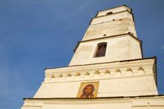 ορθόδοξη s μεταμόρφωση λυτρωτών εκκλησιών Στοκ εικόνα με δικαίωμα ελεύθερης χρήσης