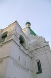 ορθόδοξοι τοίχοι ναών στοκ φωτογραφία