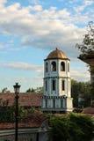 ορθόδοξος πύργος εκκλησιών κουδουνιών Στοκ Φωτογραφίες