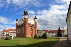 Ορθόδοξο μοναστήρι Suprasl Στοκ φωτογραφίες με δικαίωμα ελεύθερης χρήσης