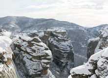 Ορθόδοξο μοναστήρι Varlaam, Meteora, Ελλάδα στοκ φωτογραφία με δικαίωμα ελεύθερης χρήσης