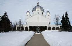 Ορθόδοξη Εκκλησία στον Καναδά Στοκ Εικόνα