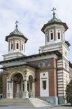 Ορθόδοξη Εκκλησία της Ανατολικής Ευρώπης Στοκ φωτογραφία με δικαίωμα ελεύθερης χρήσης