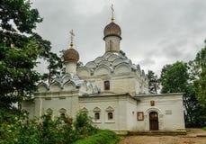 Ορθόδοξη Εκκλησία του Michael αρχαγγέλων του παλατιού Arkhangelskoye Στοκ φωτογραφία με δικαίωμα ελεύθερης χρήσης