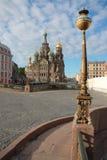 Ορθόδοξη Εκκλησία του Savior στο αίμα θόλος Isaac Πετρούπολη Ρωσία s Άγιος ST καθεδρικών ναών Στοκ Φωτογραφίες