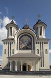 Ορθόδοξος καθεδρικός ναός σε Drobeta turnu-Severin, Στοκ Εικόνες