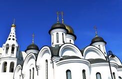 Ορθόδοξος καθεδρικός ναός στην Αβάνα Στοκ φωτογραφία με δικαίωμα ελεύθερης χρήσης