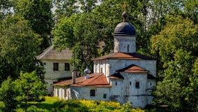 Ορθόδοξος ναός Στοκ φωτογραφία με δικαίωμα ελεύθερης χρήσης