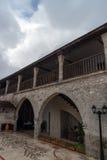 Ορθόδοξο μοναστήρι της Κύπρου Στοκ φωτογραφία με δικαίωμα ελεύθερης χρήσης