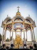 Ορθόδοξο μοναστήρι Lavra Pochayiv, Ουκρανία Στοκ εικόνες με δικαίωμα ελεύθερης χρήσης