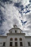 Ορθόδοξο χριστιανικό μοναστήρι ατόμων Valaam Στοκ Φωτογραφίες
