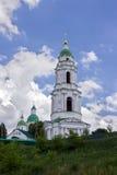 Ορθόδοξο χριστιανικό μοναστήρι Στοκ Εικόνα