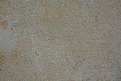 Οριζόντια γυαλισμένη φυσική φωτογραφία καφετί μπεζ Ocher αποθεμάτων υποβάθρου σύστασης επιφάνειας ψαμμίτη μαρμάρινη πέτρινη Στοκ Εικόνα