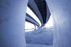 οριζόντια ελαφριά σήραγγα κυλιόμενων σκαλών τελών Στοκ φωτογραφίες με δικαίωμα ελεύθερης χρήσης