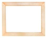 Οριζόντια ευρέως ξύλινο πλαίσιο εικόνων στοκ φωτογραφίες με δικαίωμα ελεύθερης χρήσης