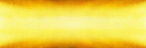 οριζόντια κομψή ελαφριά χρυσή σύσταση για το υπόβαθρο και το σχέδιο Στοκ φωτογραφία με δικαίωμα ελεύθερης χρήσης