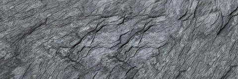 οριζόντια μαύρη σύσταση πετρών για το σχέδιο και το υπόβαθρο Στοκ εικόνα με δικαίωμα ελεύθερης χρήσης