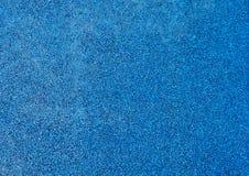 Οριζόντια σύσταση του ανοικτό μπλε υποβάθρου σύστασης πατωμάτων Tarmac Στοκ Εικόνα