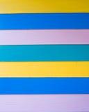 Οριζόντια ταπετσαρία λωρίδων χρώματος στοκ εικόνες