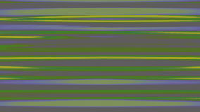Οριζόντιες διαστρεβλωμένες αφηρημένες γραμμές απεικόνιση αποθεμάτων