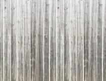 Οριζόντιος άνευ ραφής ηλικίας ξύλινος φράκτης Στοκ Φωτογραφία
