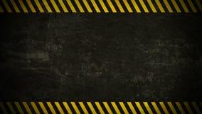 Οριζόντιος βρόχος υποβάθρου τοίχων προσοχής ελεύθερη απεικόνιση δικαιώματος