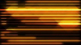 Οριζόντιος υψηλής ενέργειας σημείων βρόχος τοίχων σχεδίων ελαφρύς ελεύθερη απεικόνιση δικαιώματος