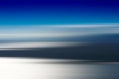 Οριζόντιο υπόβαθρο νησιών θαμπάδων κινήσεων Στοκ Εικόνα