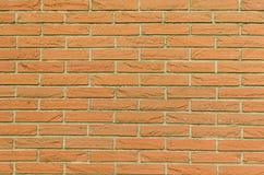 Οριζόντιο υπόβαθρο Brickwall Στοκ Φωτογραφίες
