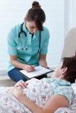 Ορισμός της ιατρικής Στοκ Φωτογραφίες