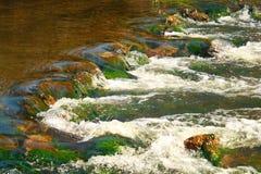ορμητικά σημεία ποταμού Στοκ φωτογραφίες με δικαίωμα ελεύθερης χρήσης