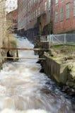Ορμώντας νερό Στοκ εικόνες με δικαίωμα ελεύθερης χρήσης