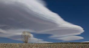 Οροσειρά κύμα Στοκ Φωτογραφίες