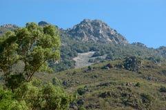 Οροσειρά Λα Alberca de Στοκ φωτογραφία με δικαίωμα ελεύθερης χρήσης